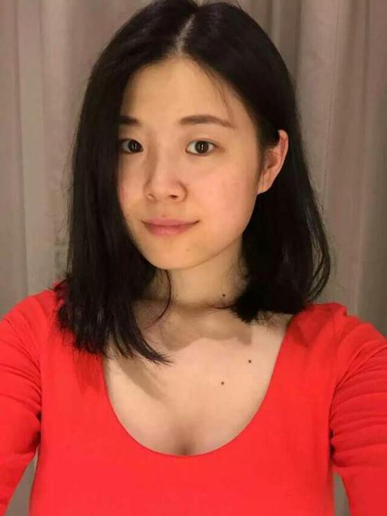 24岁的赵威。 网络资料