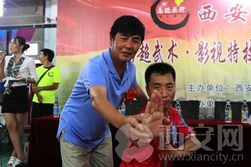 陕西武术初段位考试今开启 年龄最小仅3岁
