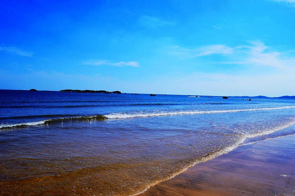 银滩不可复制的稀缺性资源