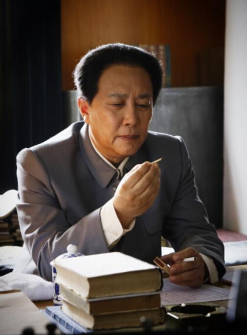 唐国强饰毛泽东
