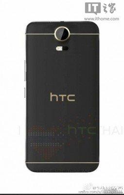 疑似HTC Desire 10背面照首曝:聚碳酸酯亮眼
