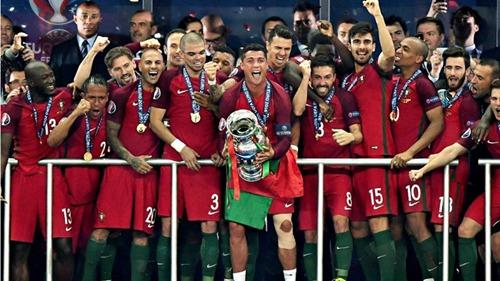 2016欧洲杯冠军葡萄牙