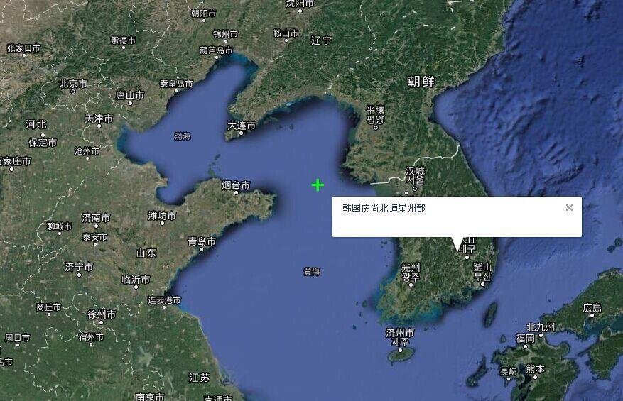 【环球网综合报道】据韩联社7月13日消息,韩国政府宣布萨德定址半岛东南庆北星州郡。