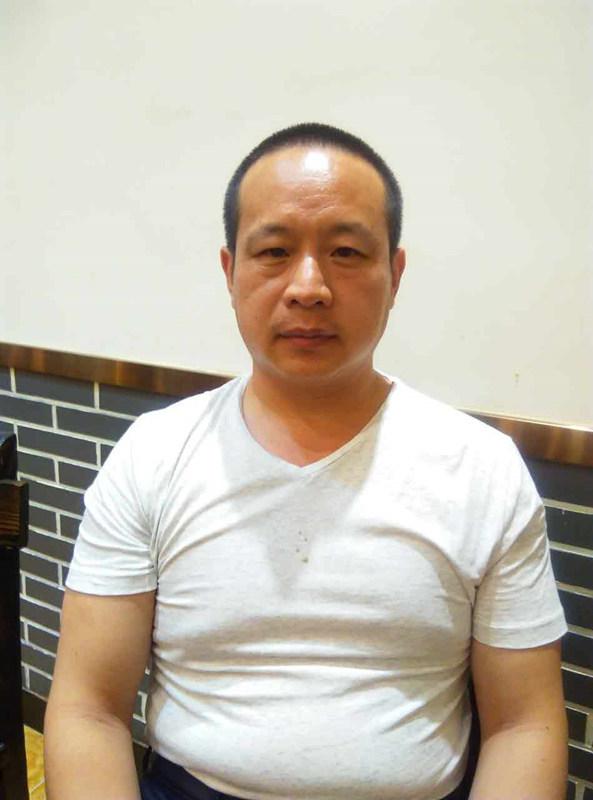 邯郸县公安局刑警机动中队中队长刘延波