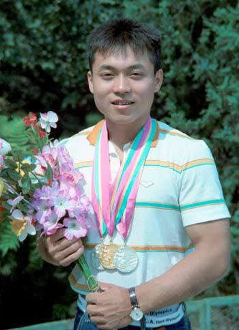 1988年汉城奥运会跳马冠军楼云
