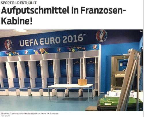曝法国服用兴奋剂赢德国
