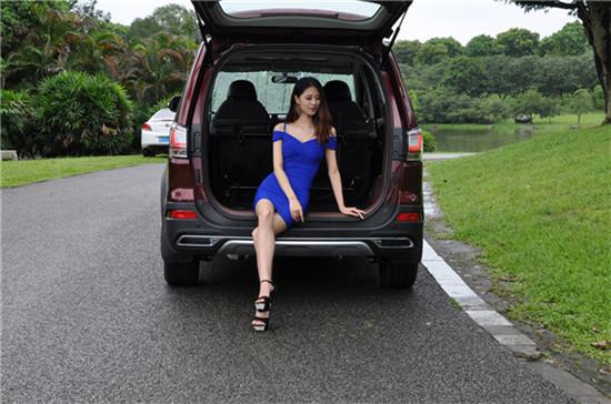 首款七座SUV 东风风行SX6东莞媒体试驾会高清图片