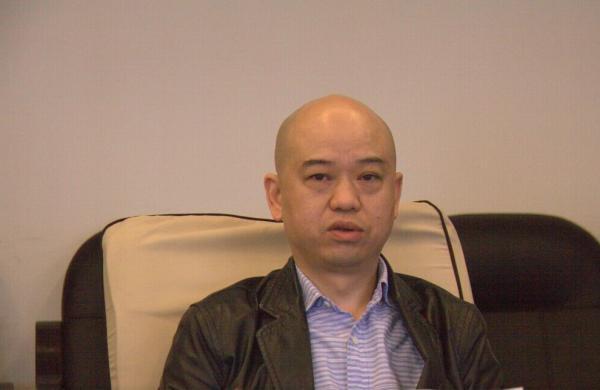 长沙市开福区人民法院院长耿明生