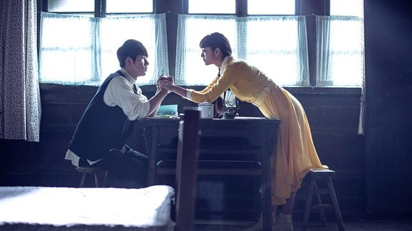 陈学冬主演的《解密》本周也迎来收官。