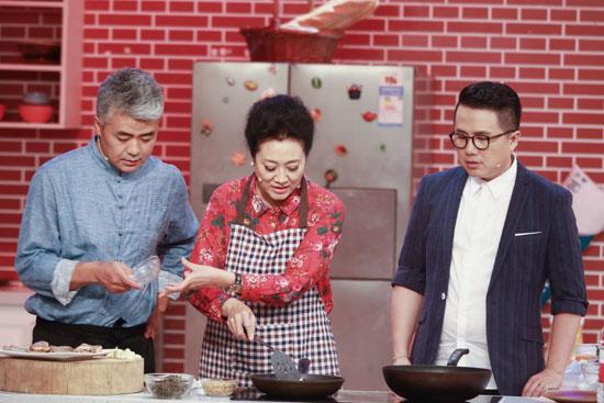《幸福的味道》厨艺大赛 麻辣婆婆PK小品演员