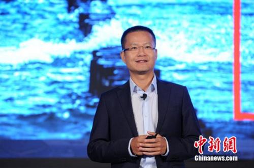 华为企业BG中国区总裁蔡英华