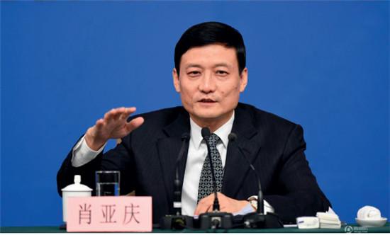 """肖亚庆能敞开国企革新""""快时期""""吗"""