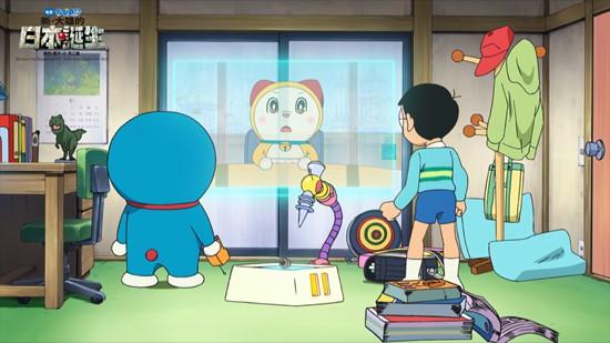 《哆啦A梦》7月22日将映 粉丝自制暖心又走心