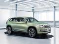 [海外新车]斯柯达Kodiaq 旗下首款7座SUV