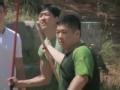 《极速前进中国版第三季片花》第一期 刘翔标枪扔不中心情烦躁 表弟给与技术指导