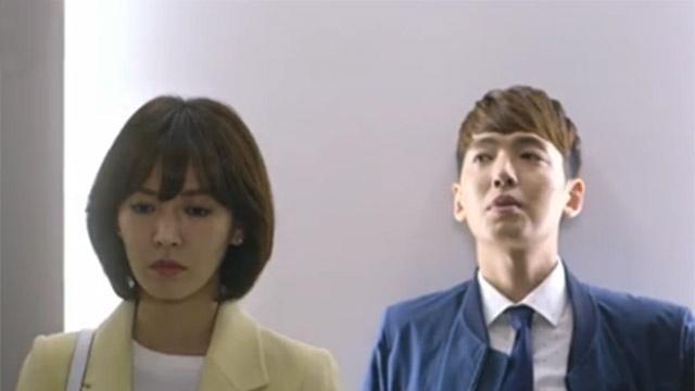 《陷入纯情》第12集剧照