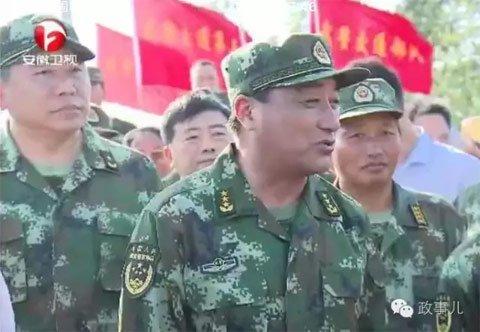 武警部队司令政委罕见为一事同日出动 详情公开图片