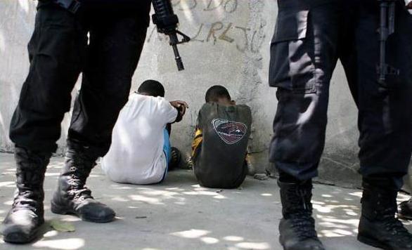 里约的少年犯罪也有抬头趋势。
