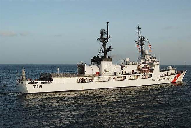 美国海岸巡防队布特维尔号(USCGC Boutwell)巡查舰