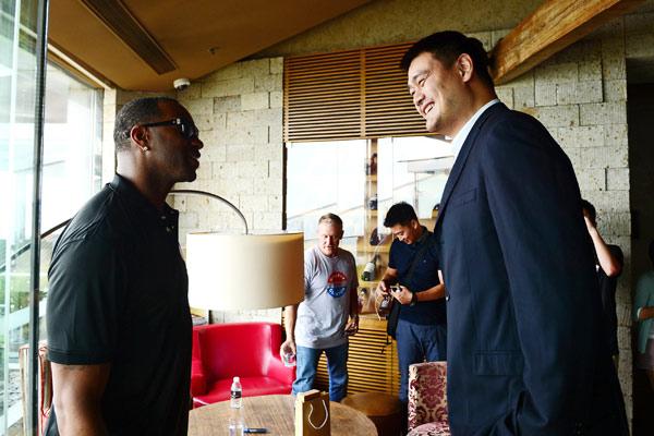 麥迪空降球迷家送票 2016年NBA中國站球票開售