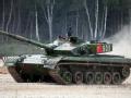中国坦克再与外军坦克同场竞技