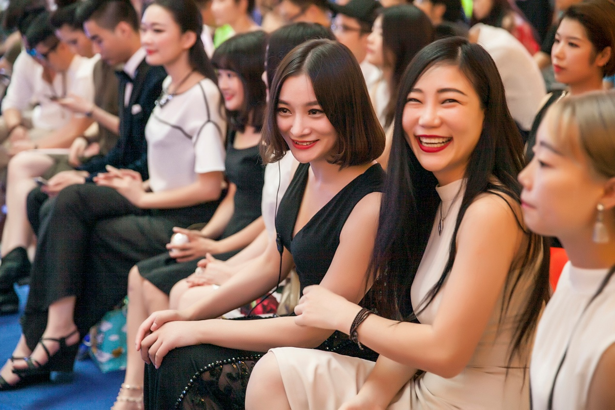 2016上海国际模特大赛成都赛区盛大启幕(组图)