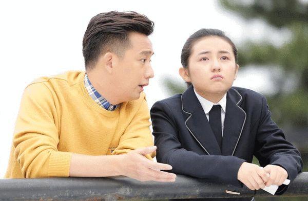 张子枫与黄磊剧照