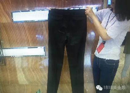 杭州大厦迪奥专柜销售员表示,孙先生的裤子出现裆部开裂的情况,不是裤子质量问题引起的,这跟孙先生没有做好保养有关系,虽然孙先生只穿了几次,但是裤子已经买了三个月,他们现在只能给孙先生的裤子做织补,不能换新的。