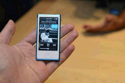 iPod横扫全球