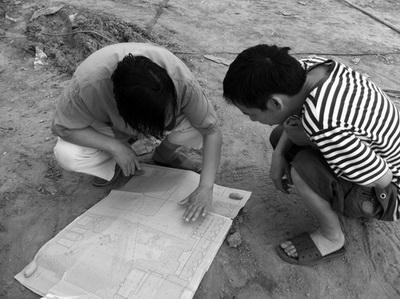 2008年 红砖美术馆馆长&创始人与红砖美术馆建筑设计师董豫赣
