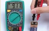 初中物理:电流的测量