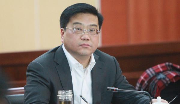 安徽省会合肥市市长张庆军。