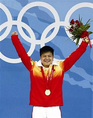北京奥运会冠军龙清泉和伦敦奥运会冠军吕小军领衔中国举重队
