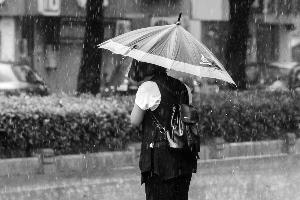 昨天南京部分地区下起了雷阵雨 CFP供图