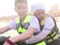 《挑战者联盟第二季片花》未播 吴亦凡水上摩托撩依霖 谢依霖趁机吃豆腐