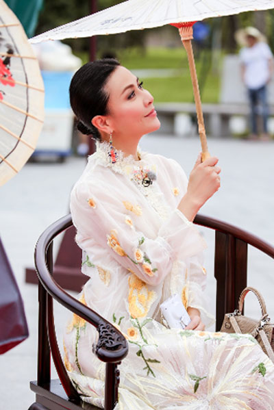 《我们来了》刘嘉玲重回苏州 开启江南女子模式