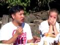 《花样男团片花》未播 欧弟吃辣椒贡献表情包 戏称欧式早餐东北味