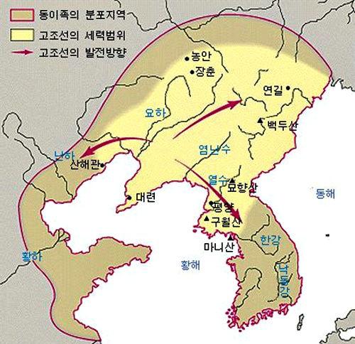 00年左右的朝鲜地图