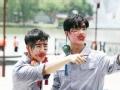《搜狐视频综艺饭片花》然尔兄弟互画美女妆 《夏日甜心》张大大抢风头