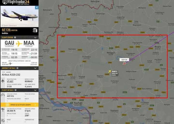 印度廉价航空公司IndiGo的两架飞机险些在该国上空碰撞。
