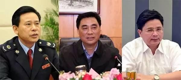 从左到右,王平、李安泽、丛文景