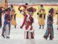 紫禁城里的奥运前站