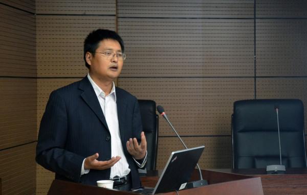 合肥工业大学副校长朱大勇