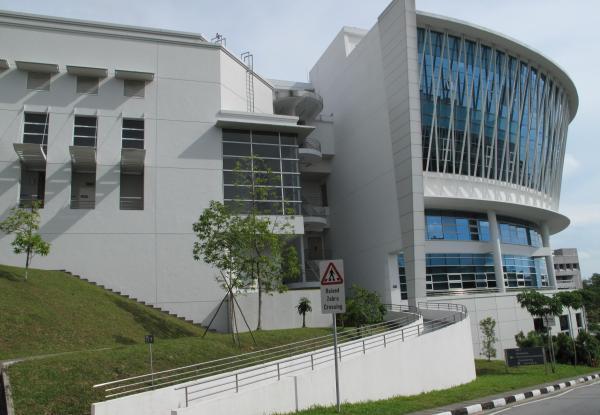 新加坡南洋理工大学校舍