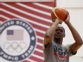 视频-搜狐全景里约 美国男篮训练备战奥运首战