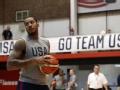 视频-搜狐全景里约 老K教练带领美国男篮训练