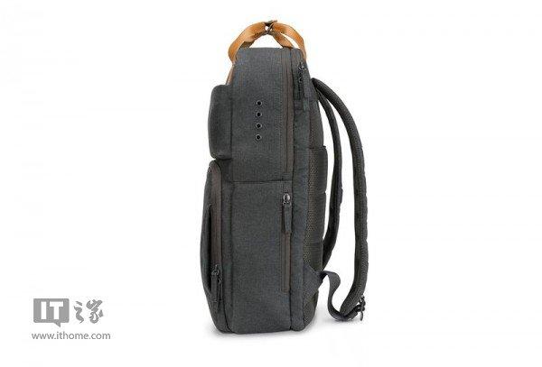 惠普发布可充电笔记本包:电脑版充电宝