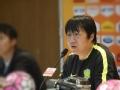 谢峰:克服球员缺阵影响 力争从广州带走分数