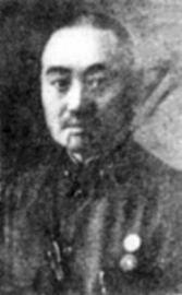 在滕县战役中牺牲的川军将领王铭章。 (资料图片)