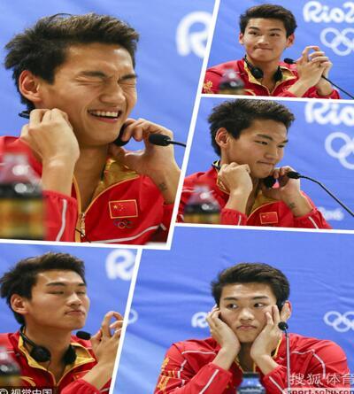 高级黑:傅氏表情二度袭来泳界男神v表情出道都图片的表情包死得图片